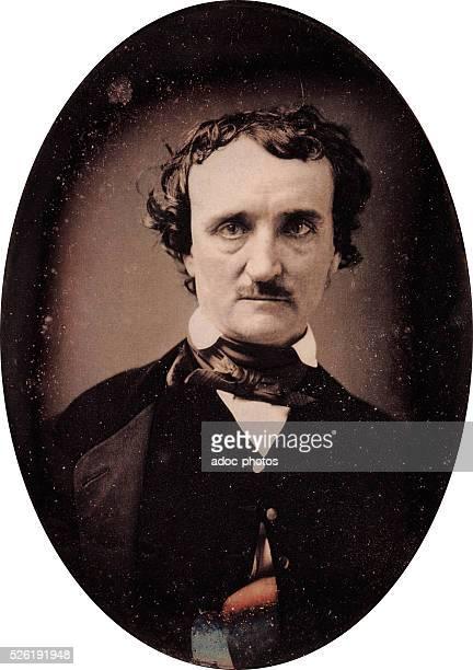 Edgar Allan Poe American writer and poet Daguerreotype In June 1849
