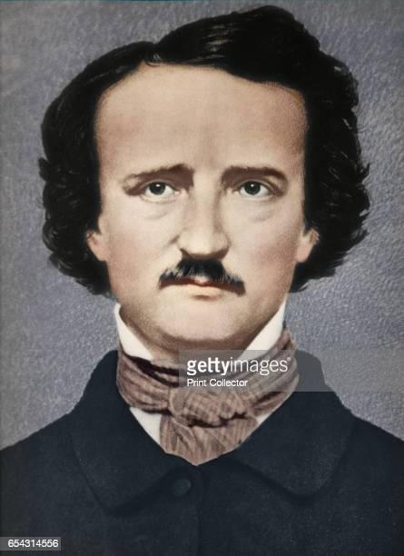 Edgar Allan Poe c1840 Edgar Allan Poe American author and poet From Verve Nos 56 JulyOctober 1939 [Verve France 1939] Artist Mathew Brady