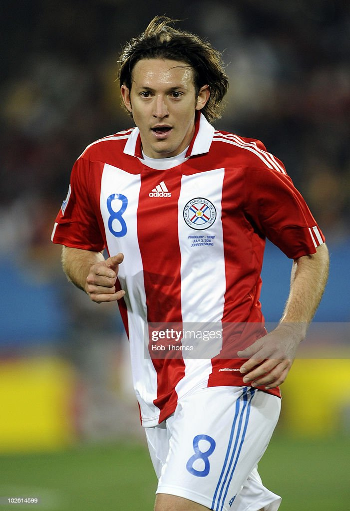 Paraguay v Spain: 2010 FIFA World Cup - Quarter Final