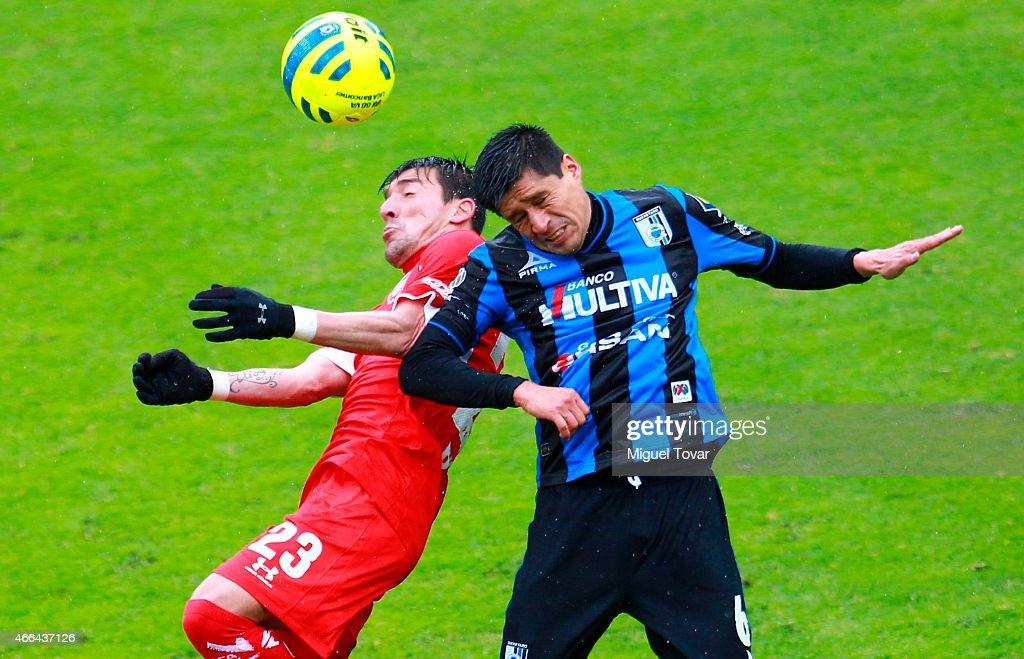Toluca v Queretaro - Clausura 2015 Liga MX