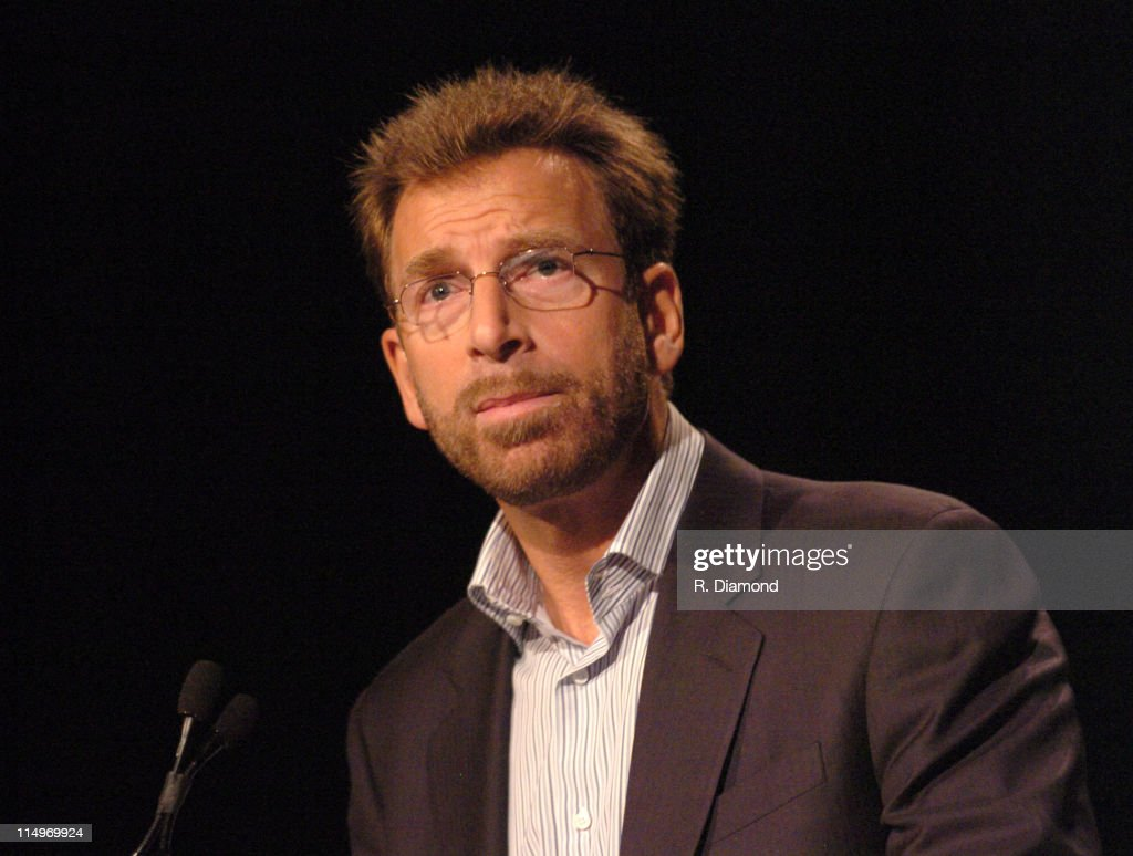 Edgar Bronfman Jr., CEO of Warner Music during GRAMMY Entertainment Law Initiative - February 11, 2005 at Regent Beverly Wilshire Hotel in Beverly Hills, CA, United States. (Photo by R. Diamond/WireImage for The Recording Academy (View ONLY))