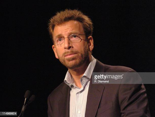 Edgar Bronfman Jr CEO of Warner Music during GRAMMY Entertainment Law Initiative February 11 2005 at Regent Beverly Wilshire Hotel in Beverly Hills...