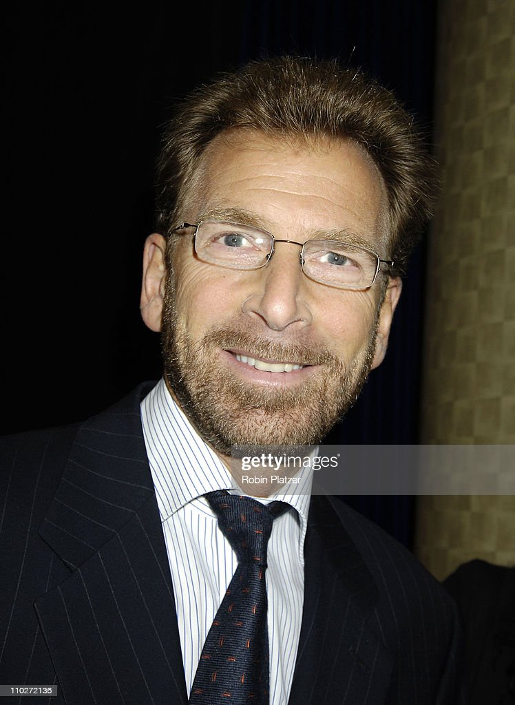 Edgar Bronfman, Jr during 30th Annual TJ Martell Foundation Gala at The Marriott Marquis Hotel in New York, New York, United States.