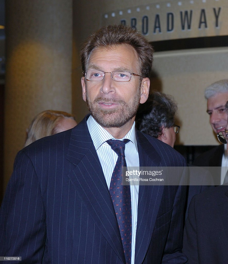 Edgar Bronfman Jr during TJ Martell Foundation - October 6, 2005 at Marriott Marquis in New York City, New York, United States.