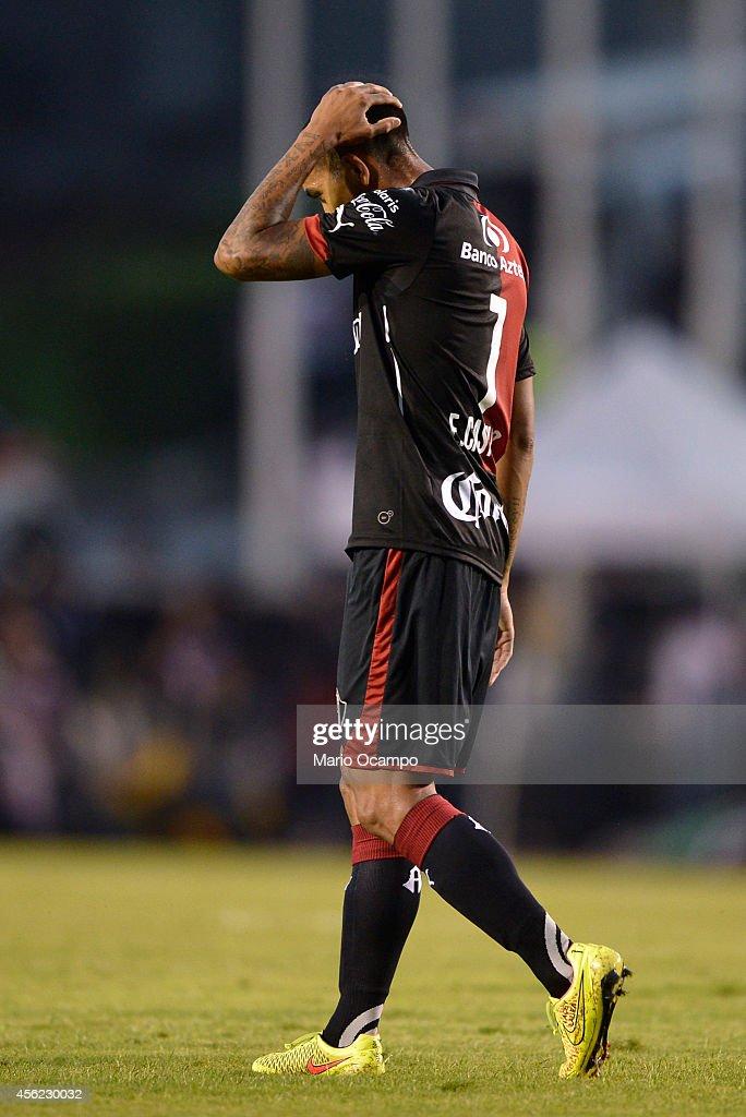 Monterrey v Atlas - Apertura 2014 Liga MX