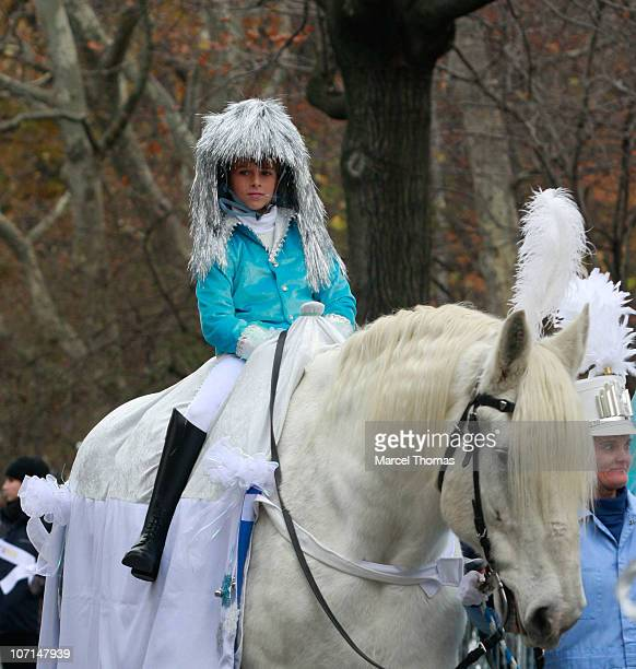Edgar Cooper Endicott attends the 84th Annual Macy's Thanksgiving Day Parade on November 25 2010 in New York City