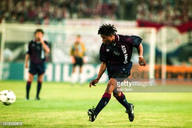 Edgar DAVIDS of Ajax during the Champions League Final match between Ajax Amsterdam and Milan AC at ErnstHappelStadion Vienna Austria on 24th May 1995