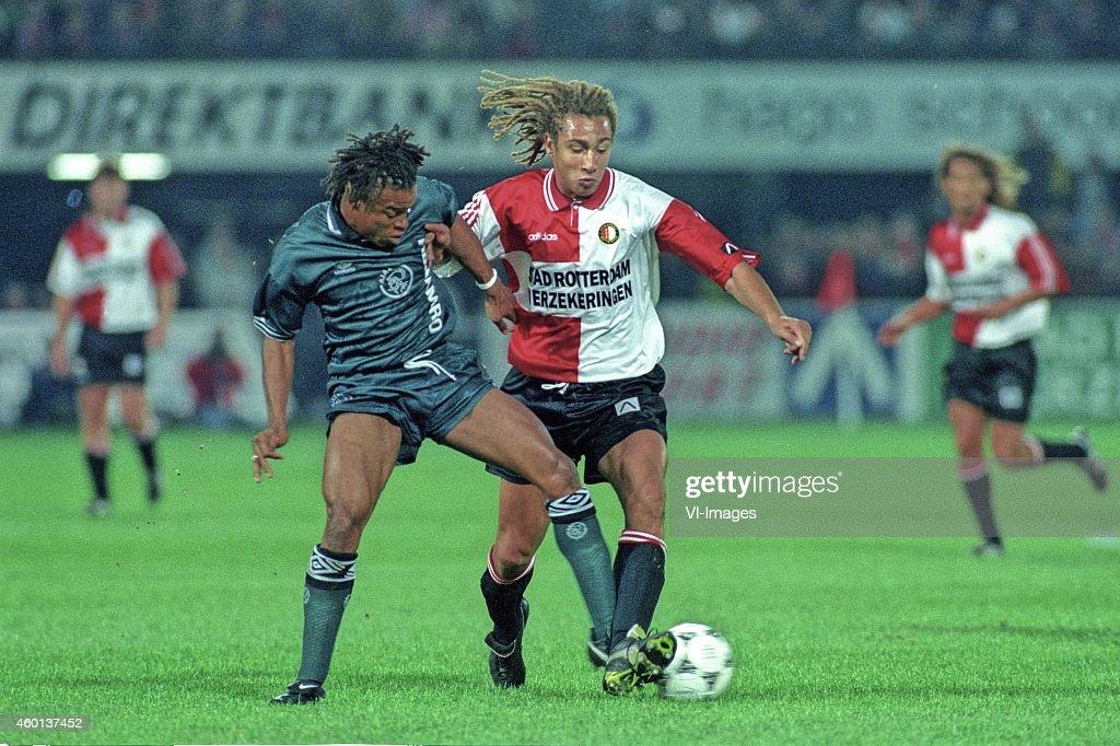 """Dutch Eredivisie - """"Feyenoord v Ajax"""" : News Photo"""
