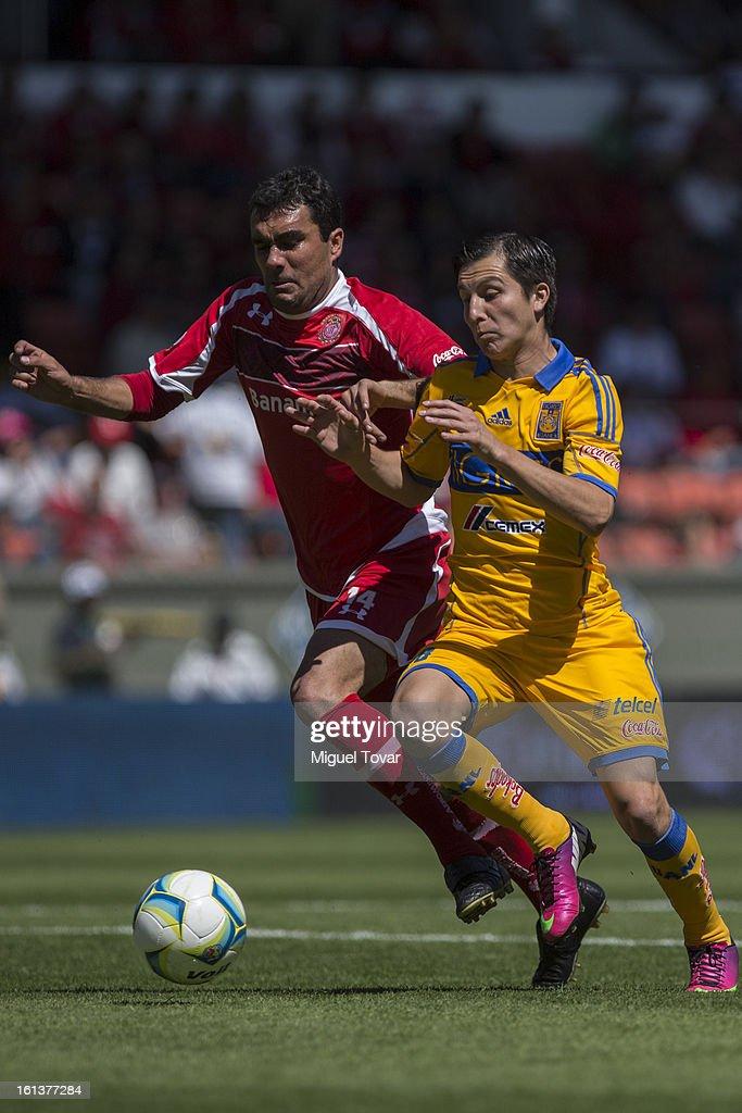 Toluca v Tigres - Clausura 2013 Liga MX