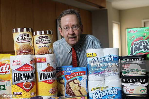 Edgar Dworsky is a consumer advocate who's been tracking food companies sneakily downsizing grocery packages the halfgallon of ice cream that's now...