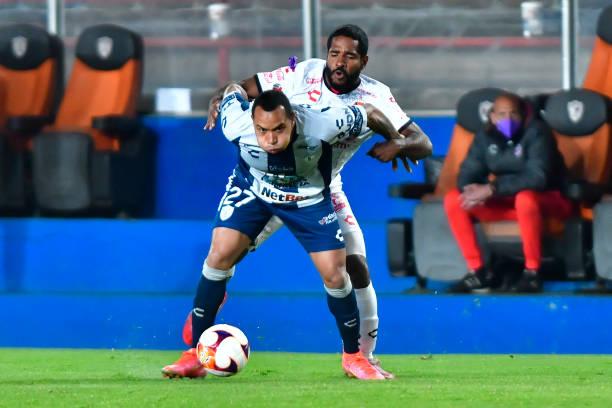MEX: Pachuca v Club Tijuana - Torneo Guard1anes 2021 Liga MX