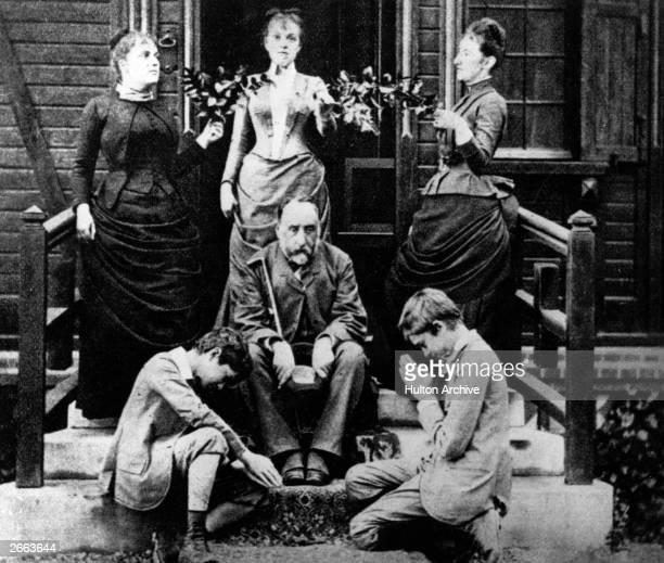 Edgar Hilaire Germaine Degas French painter sitting Original Publication People Disc HD0187