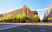 Edgar Hoover Building in Washington