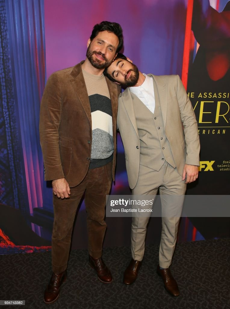 "For Your Consideration Event For FX's ""The Assassination Of Gianni Versace: American Crime Story"" - Arrivals"