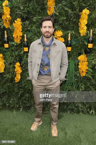 Edgar Ramirez attends the 4th Annual Veuve Clicquot Carnaval at Museum Park on March 10 2018 in Miami Florida