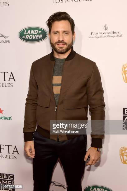 Edgar Ramirez attends The BAFTA Los Angeles Tea Party at Four Seasons Hotel Los Angeles at Beverly Hills on January 5 2019 in Los Angeles California