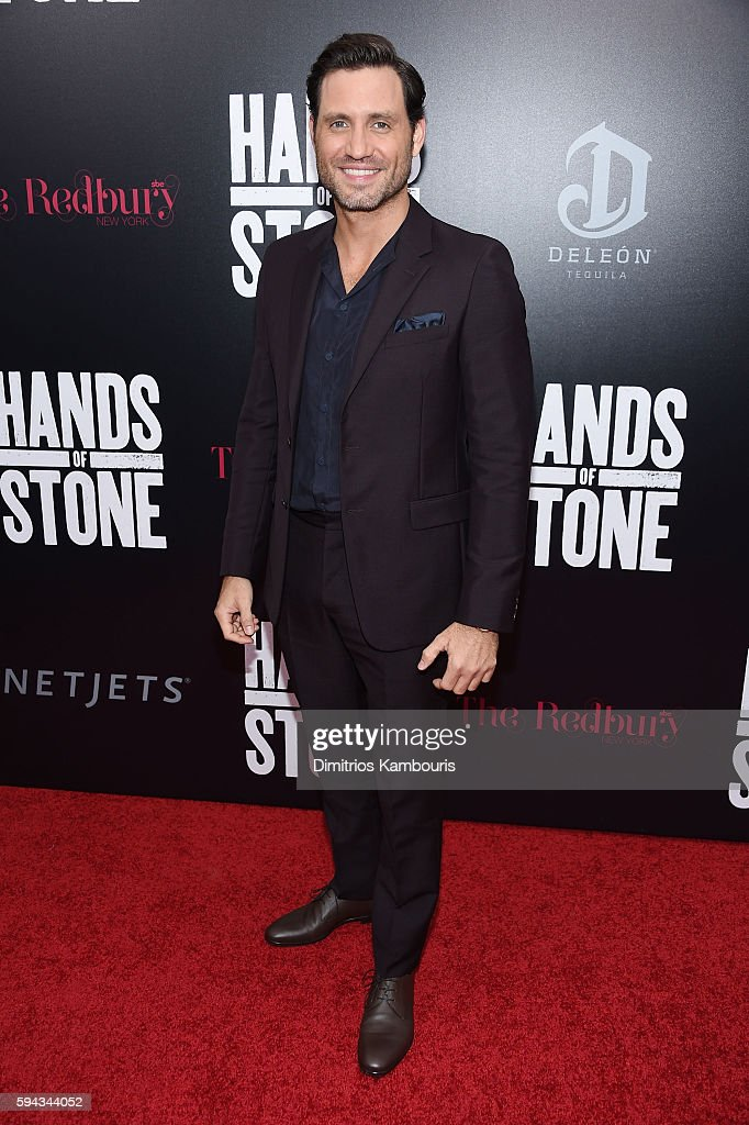 """Hands Of Stone"" U.S. Premiere - Arrivals : News Photo"