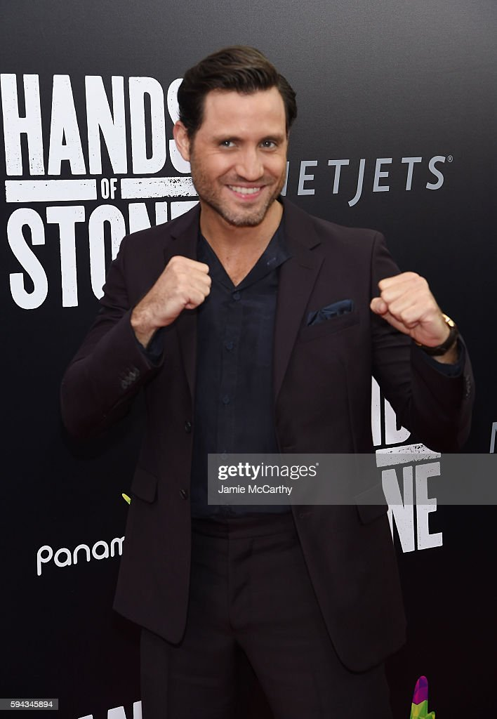 """Hands Of Stone"" U.S. Premiere"