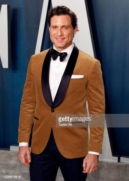 Edgar Ramirez attends the Vanity Fair Oscar Party at Wallis Annenberg Center for the Performing Arts on February 09 2020 in Beverly Hills California