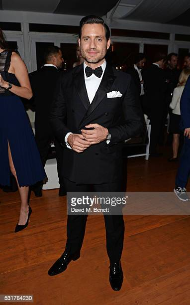 Edgar Ramirez attends The Weinstein Company's HANDS OF STONE After Party In Partnership With De Grisogono At Nikki Beach Carlton Beach Club on May 16...