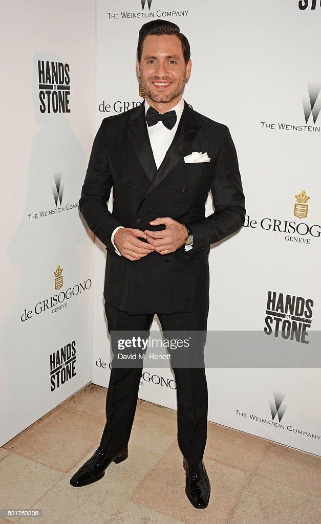 The Weinstein Company's HANDS OF STONE Cocktail Party Presented By De Grisogono At Terrasse By Albane In Cannes