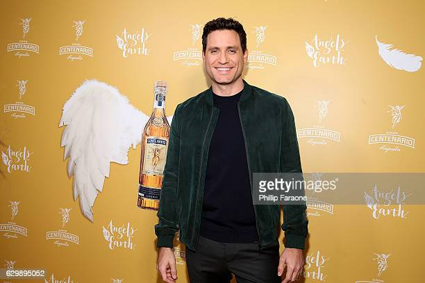 Edgar Ramirez hosts Gran Centenario Tequila presents Angels On Earth 2017 at Sunset Tower on December 14, 2016 in West Hollywood, California.