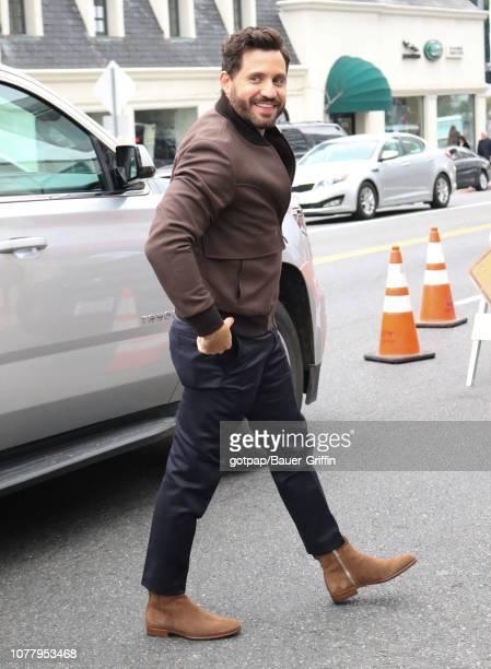 Edgar Ramirez is seen on January 05, 2019 in Los Angeles, California.