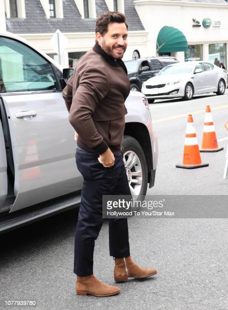 Edgar Ramirez is seen on January 5, 2019 in Los Angeles, CA.
