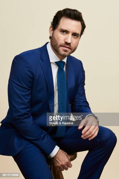 Edgar Ramirez poses for portrait session at the 2017 Film Independent Spirit Awards on February 25 2017 in Santa Monica California