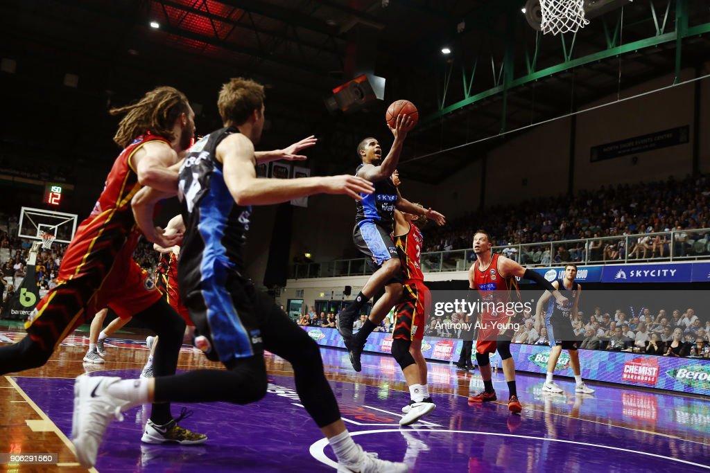 NBL Rd 16 - New Zealand v Melbourne