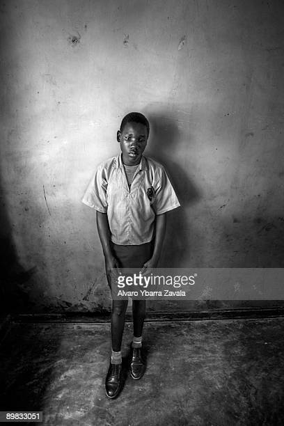 Edgar was abducted when he was 10. He became a killing machine, and did terrible things. During his stay in the LRA he attacked his own village...