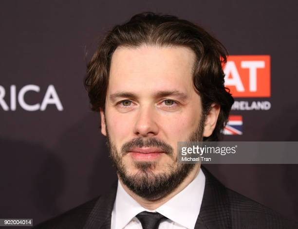 Edgar Wright arrives at The BAFTA Los Angeles Tea Party held at Four Seasons Hotel Los Angeles at Beverly Hills on January 6 2018 in Los Angeles...