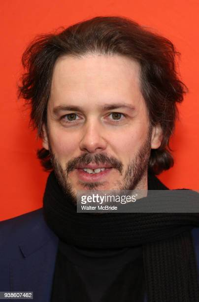 Edgar Wright attending the Broadway Opening Night Performance of 'Lobby Hero' at The Hayes Theatre on March 26 2018 in New York City