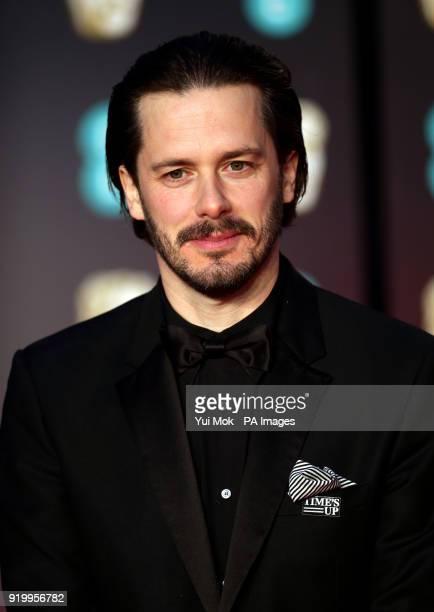Edgar Wright attending the EE British Academy Film Awards held at the Royal Albert Hall Kensington Gore Kensington London