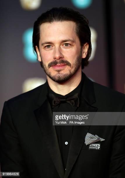 Edgar Wright attending the EE British Academy Film Awards held at the Royal Albert Hall Kensington Gore Kensington London PRESS ASSOCIATION Photo...