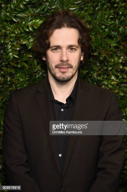 Edgar Wright attends Charles Finch and Chanel PreOscar Awards Dinner at Madeo in Beverly Hills on March 3 2018 in Beverly Hills California