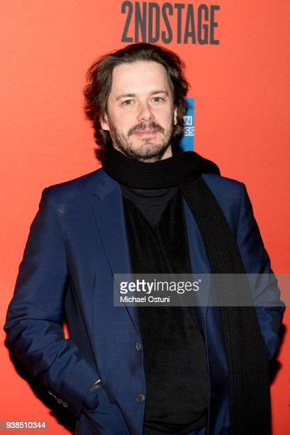 Edgar Wright attends Lobby Hero Broadway opening night at Hayes Theater on March 26 2018 in New York City