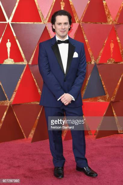 Edgar Wright attends the 90th Annual Academy Awards at Hollywood Highland Center on March 4 2018 in Hollywood California