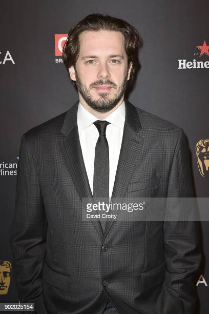 Edgar Wright attends The BAFTA Los Angeles Tea Party Arrivals at Four Seasons Hotel Los Angeles at Beverly Hills on January 6 2018 in Los Angeles...