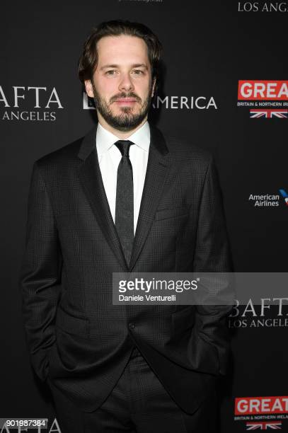 Edgar Wright attends The BAFTA Los Angeles Tea Party at Four Seasons Hotel Los Angeles at Beverly Hills on January 6 2018 in Los Angeles California