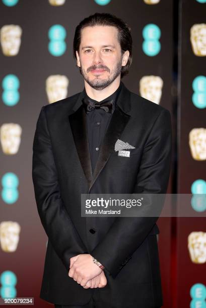 Edgar Wright attends the EE British Academy Film Awards held at Royal Albert Hall on February 18 2018 in London England