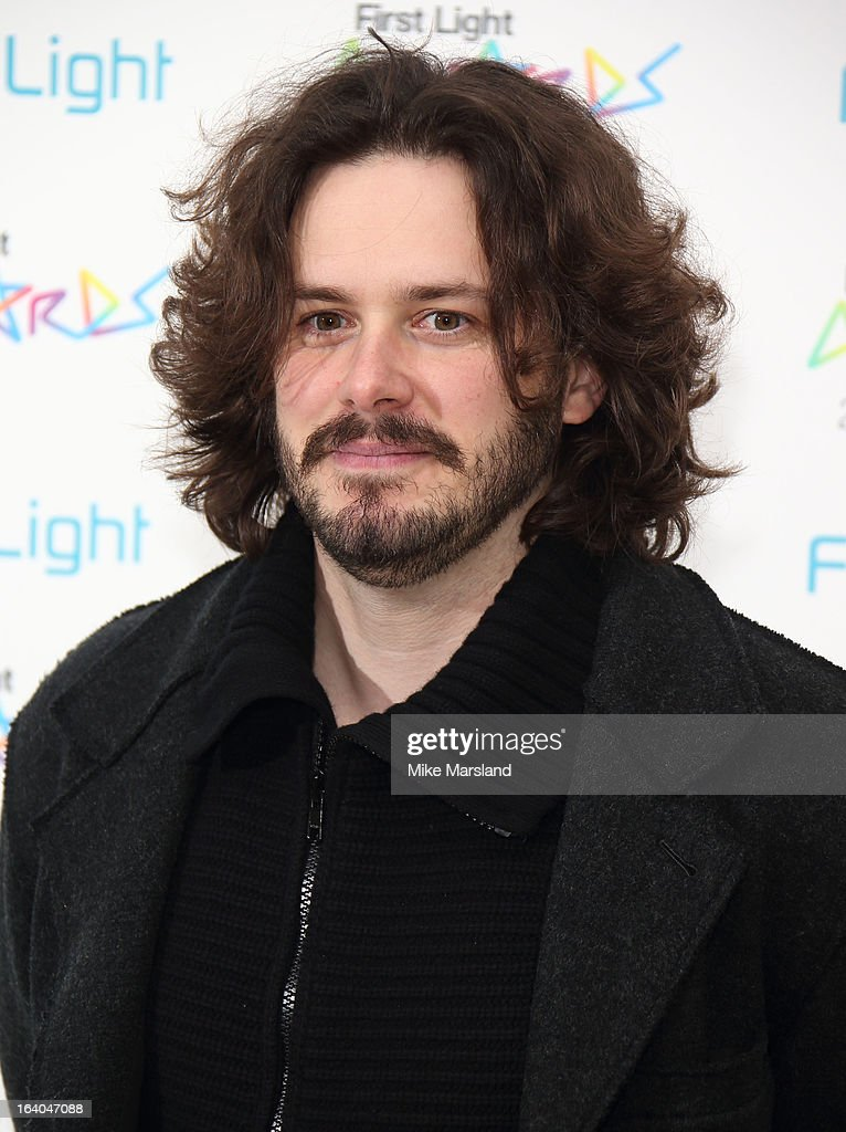Edgar Wright attends the First Light Awards at Odeon Leicester Square on March 19, 2013 in London, England.