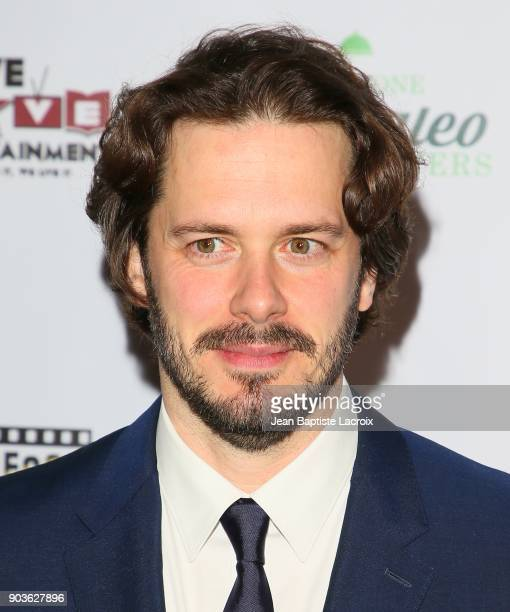Edgar Wright attends the the Inaugural Los Angeles Online Film Critics Society Award Ceremony on January 10 2018 in Hollywood California