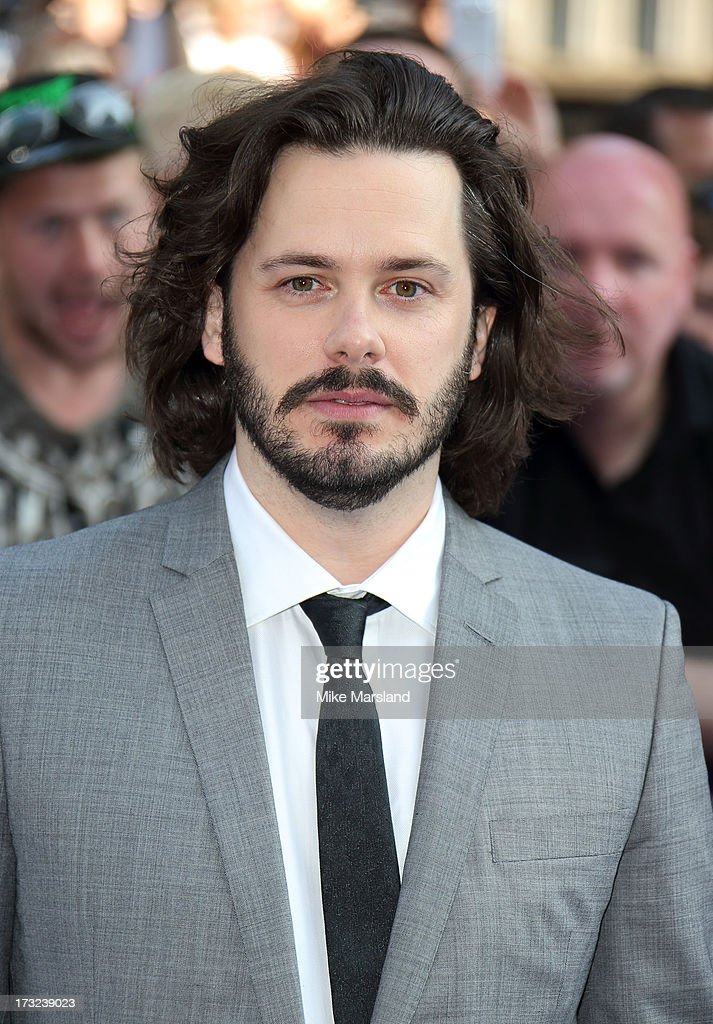 Edgar Wright attends the World Premiere of 'The World's End' at Empire Leicester Square on July 10, 2013 in London, England.