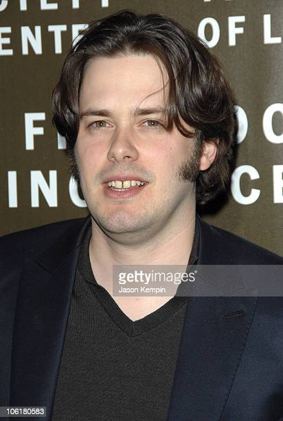 Edgar Wright during 'HOT FUZZ' New York City Screening April 10 2007 at Walter Read Theater in New York City New York United States