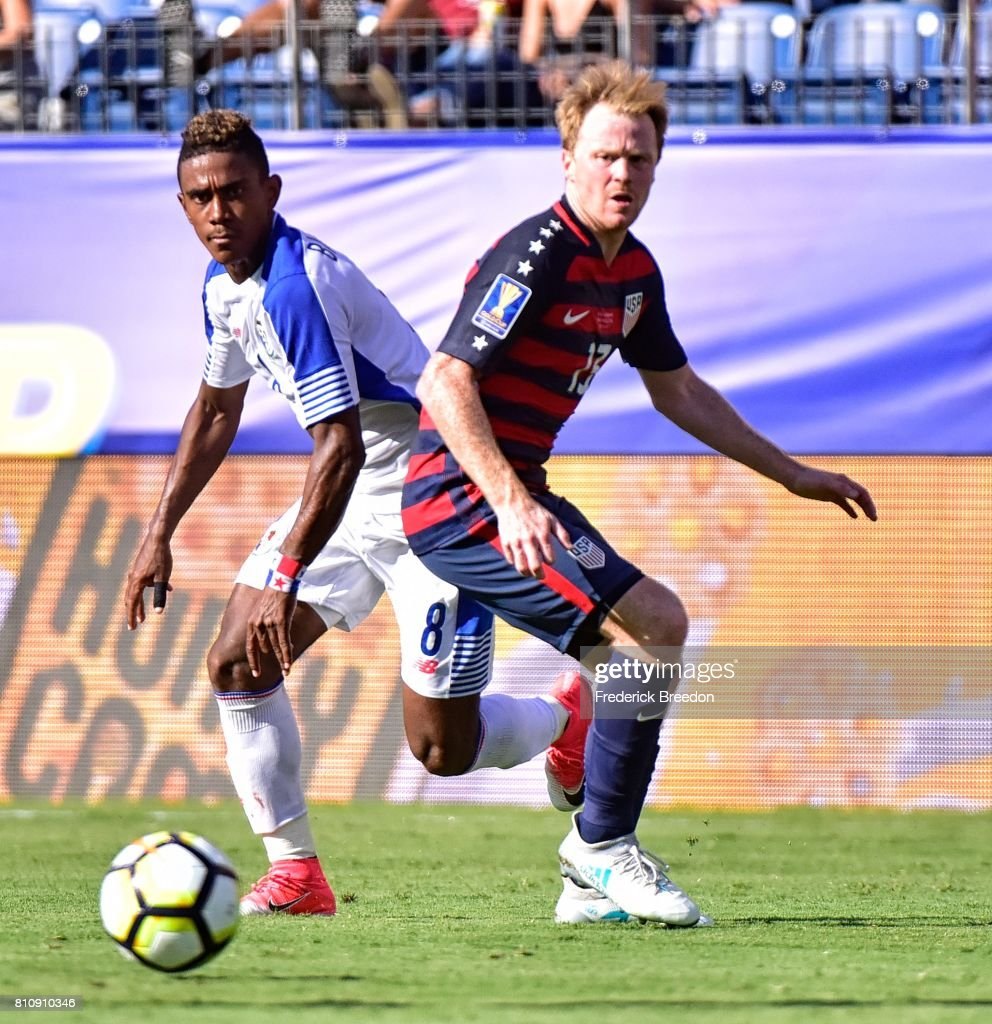 United States v Panama: Group B - 2017 CONCACAF Gold Cup : News Photo