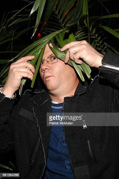 Edgerton attends Jhane Barnes Patrick McMullan Fabian Basabe and AKA Host a Private Performance by Ben Jelen at NA on February 16 2005 in New York...