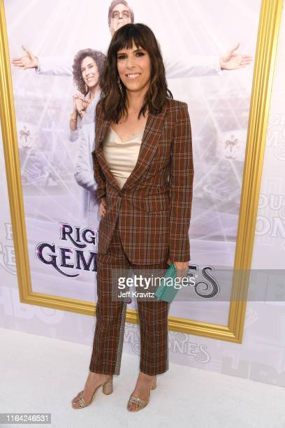 Edi Patterson attends HBO's The Righteous Gemstones premiere at the Paramount Theatre on July 25 2019 in Los Angeles California
