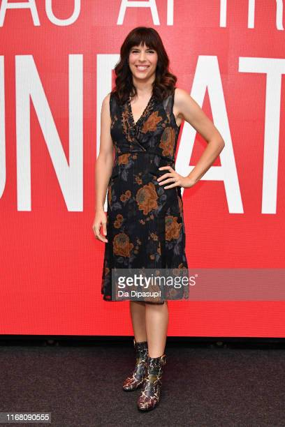 Edi Patterson attends SAGAFTRA Foundation Conversations The Righteous Gemstones at The Robin Williams Center on August 14 2019 in New York City