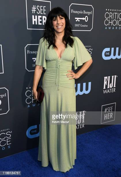 Edi Patterson attends the 25th Annual Critics' Choice Awards at Barker Hangar on January 12 2020 in Santa Monica California